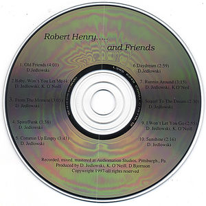 Robert Henry & Friends-From the Moment