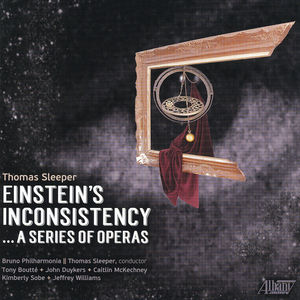 Thomas Sleeper: Einstein's Inconsistency