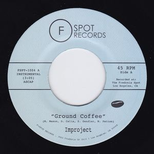 Ground Coffee /  Steppin
