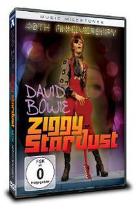 Music Milestones David Bowie Ziggy Stardust 40th a