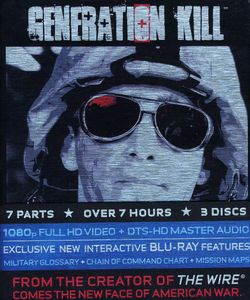 Generation Kill [Mini-Series] [Standard] [3 Discs] [Digipak]