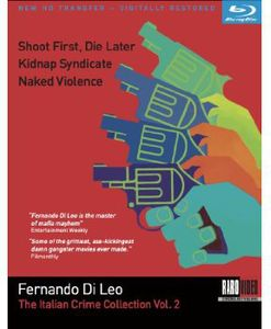 Fernando Di Leo: The Italian Crime Collection Vol. 2