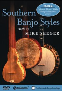 Southern Banjo Styles: Three Songs [Instructional]