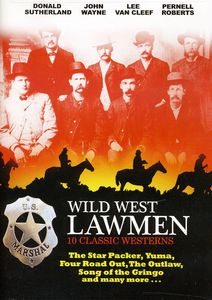 Wild West Lawmen