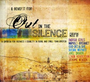Out in the Silence Benefit CD /  Various