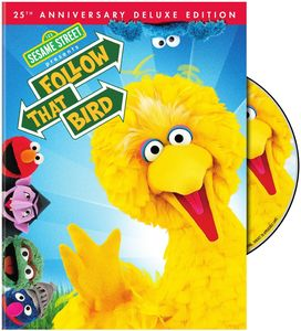 Sesame Street: Follow That Bird [25th Anniversary Deluxe Edition] [WS] [O-Sleeve] [Remastered]