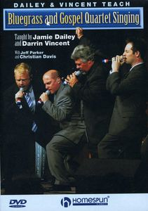 Dailey & Amp: Vincent Teach Bluegrass & Gospel Qua