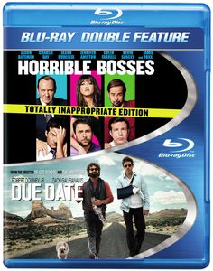 Horrible Bosses /  Due Date