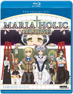Maria Holic Alive Complete