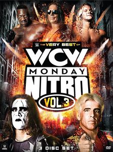 WWE: The Very Best of WCW Monday Nitro, Vol. 3