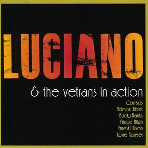 Luciano & the Veterans in Action