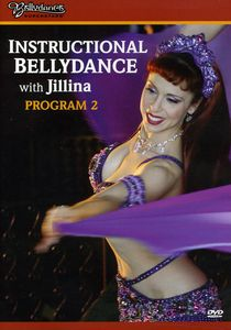 Instructional Bellydance With Jillina: Program 2
