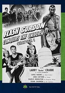 Flash Gordon Conquers The Universe Chapter 1