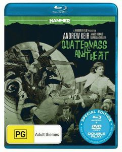Hammer Horror-Quatermass & the Pit [Import]