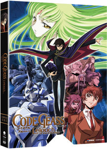 Code Geass: Lelouch Of The Rebellion Season One