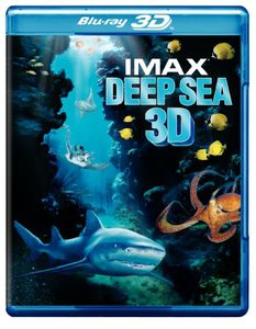Imax: Deep Sea [WS] [3D] [Includes 2D] [Lenticular O-Sleeve]
