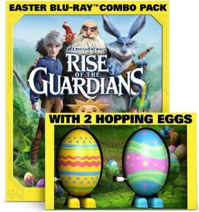 Rise Of The Guardians [with Egg Pack]