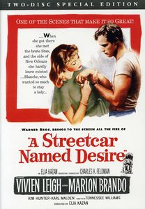A Streetcar Named Desire [1951] [Special Edition] [2 Discs] [Standard] [Remastered]