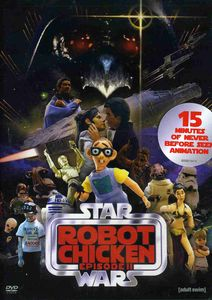 Robot Chicken: Star Wars Episode II [Full Frame]