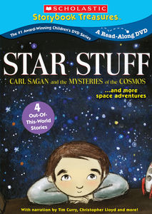 Star Stuff: Carl Sagan and The Mysteries Of The Cosmos and More SpaceAdventures