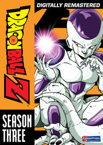 Dragon Ball Z: Season Three