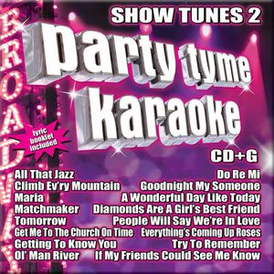 Party Tyme Karaoke: Show Tunes 2 /  Various