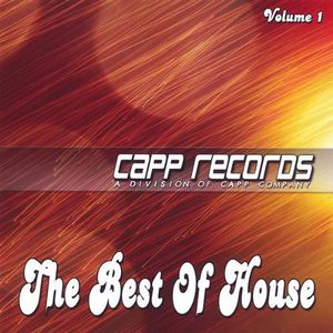 Capp Records : Vol. 1-Best of House