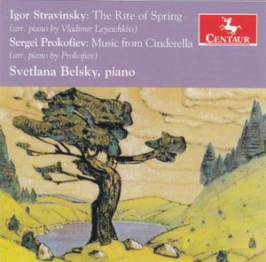 Rite of Spring & Music from Cinderella