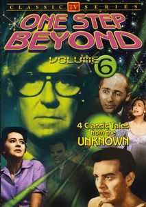 Twilight Zone: One Step Beyond, Vol. 6