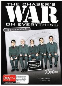 Chaser's War on Everything-Series 1