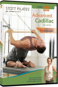 Stott Pilates: Advanced Cadillac 2nd Edition