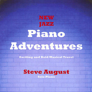 New Jazz Piano Adventures