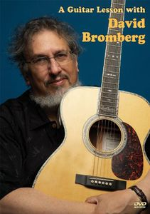Guitar Lesson with David Bromberg