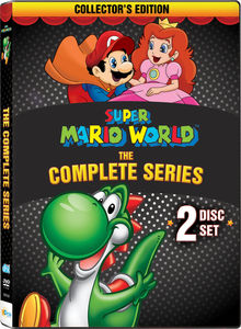Super Mario Bros/ World: SMB World Complete Series