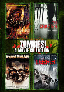 Zombies 4-Pack