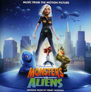 Monsters Vs Aliens (Original Soundtrack)