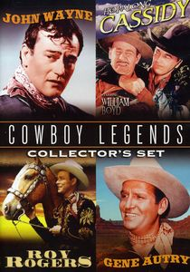 Cowboy Legends Collector's Set