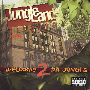Welcome 2 Da Jungle /  Various