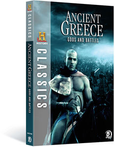 History Classics: Ancient Greece - Gods & Battle