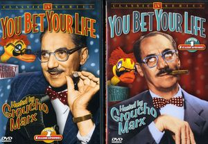 You Bet Your Life, Vol. 1 and 2 [B&W] [2 Pack]