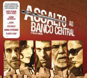 Assalto Ao Banco Central /  O.S.T. [Import]