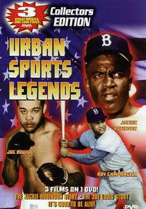 Jackie Robinson Story/ Joe Louis Story/ It's Good to