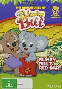 Adventures of Blinky Bill:Blinky Bill's Red Car