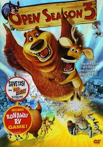 Open Season 3 [Widescreen]
