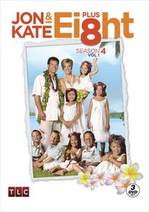 Jon and Kate Plus Ei8ht: Season 4, Vol. 1 - The Wedding [3 Discs]