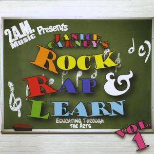 Janice Carney's Rock Rap & Learn 1