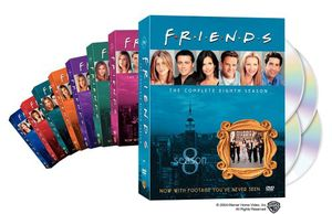 Friends: Season 1-8