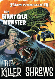 The Killer Shrews/ The Giant Gila Monster