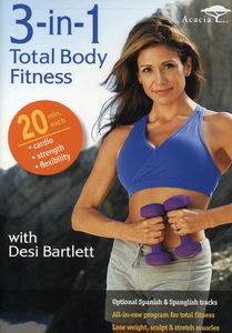 3-in-1 Total Body Fitness With Desi [WS]