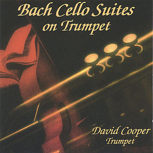 J.S. Bach Cello Suites on Trumpet 1-3